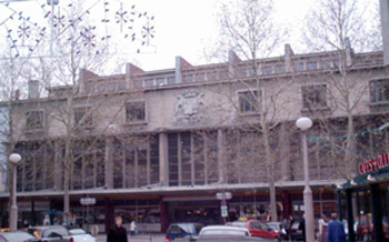 Anciennes Halles de Chambéry