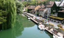 Chanaz et le canal de Savières © 123 Savoie