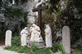 Les pénitents noirs à Chambéry