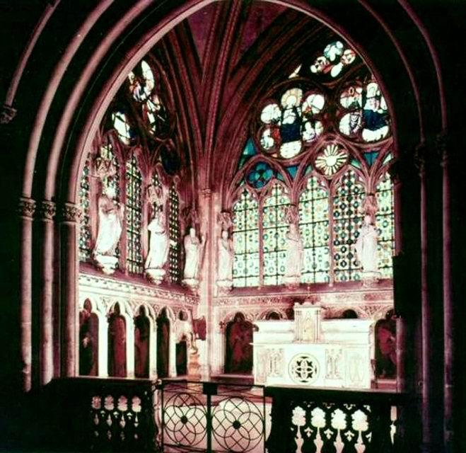 Chapelle de Savoie