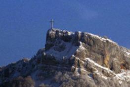 la Croix du Nivolet