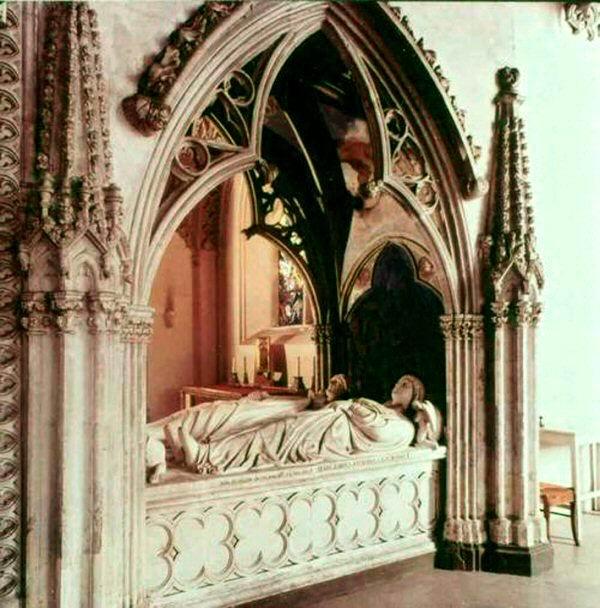 Tombeau de Louis de Vaud