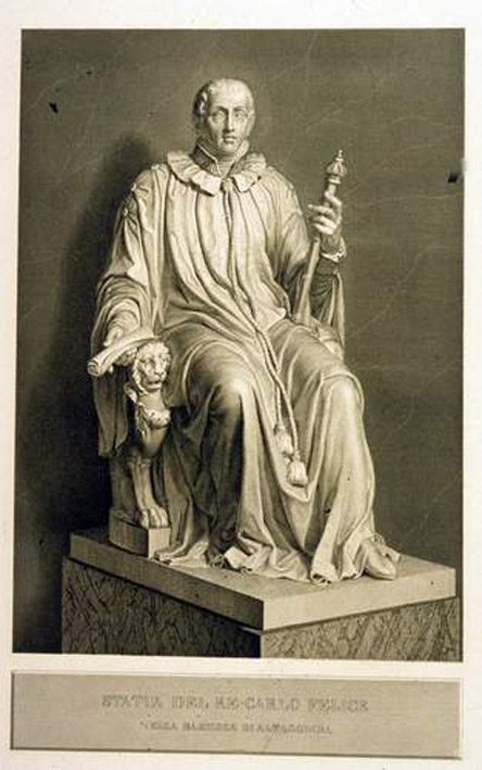 statue de Carlo Felice