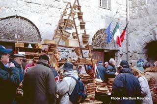 Foire Saint-Ours à Aosta