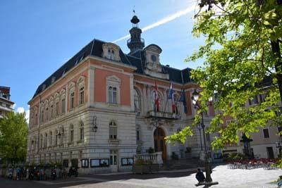 Mairie de Chambéry