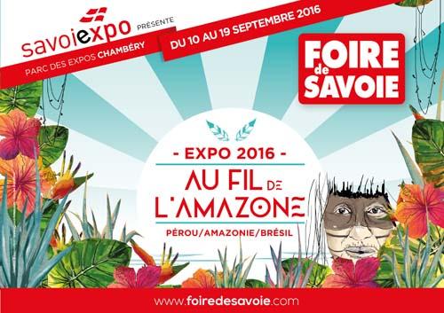 Visuel Foire de Savoie 2016