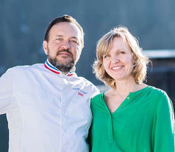 Emmanuel et Kristine Renaut