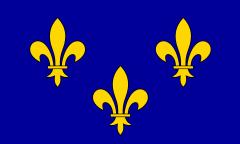 Drapeau Roi de France