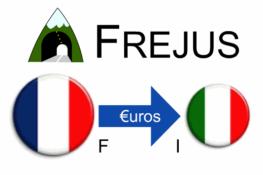Tarifs tunnel du Fréjus - France vers Italie