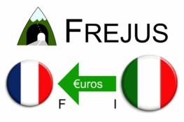 Tunnel du Fréjus - Italie vers France