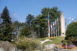Monument aux morts - Clos Savoiroux