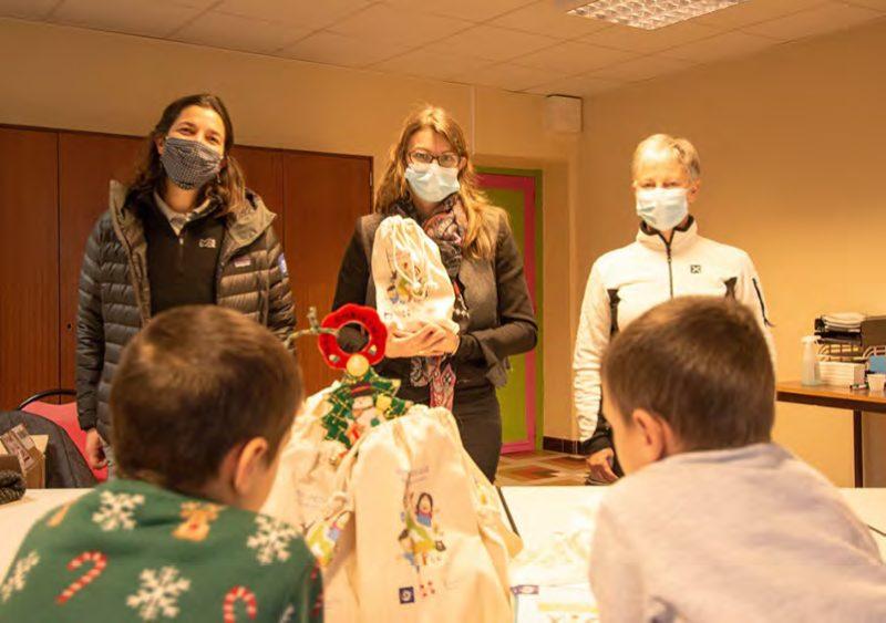 Remise des kits Jeux Biodiversité - Fondation Vie au Grand air