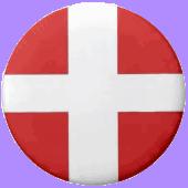 drapeau rond Savoie