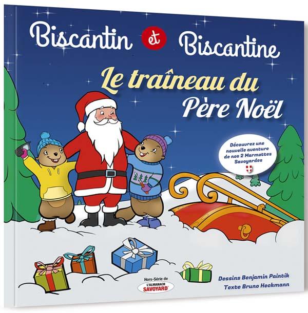 Le Traîneau du Père Noël, de Bruno Heckmann