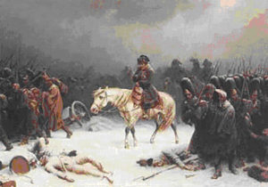 Retraite de Napoléon de Russie