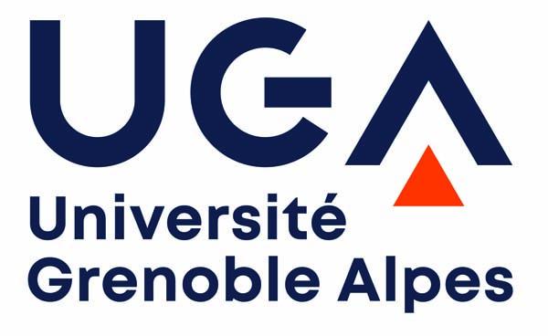 Logo UGA - Université Grenoble Alpes