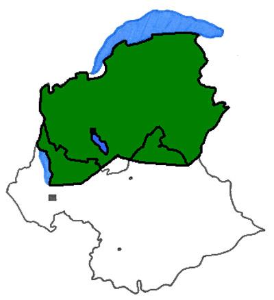 Zone Franche du 2nd Traité de Paris de 1815