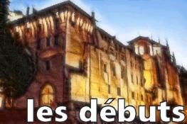 les débuts de Chambéry