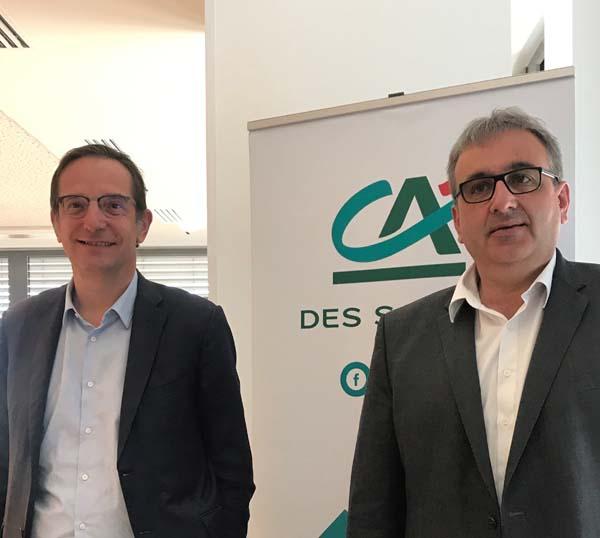 Laurent Bennet et Éric Vial