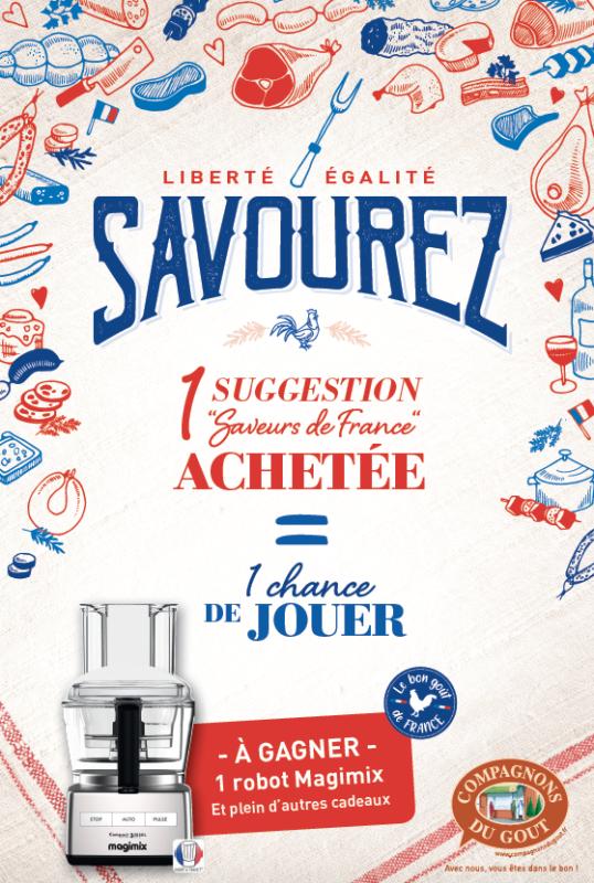 Le bon goût à la française à l'honneur